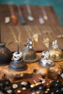 Rings at Eldorado General Store. Photo Stephanie Hume.