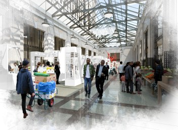 Ford Motor Company is Redeveloping Corktown and Moving into Michigan Central Station 2