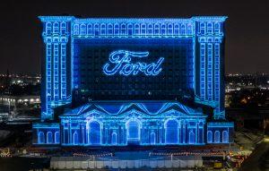 Ford Winter Festival Mich