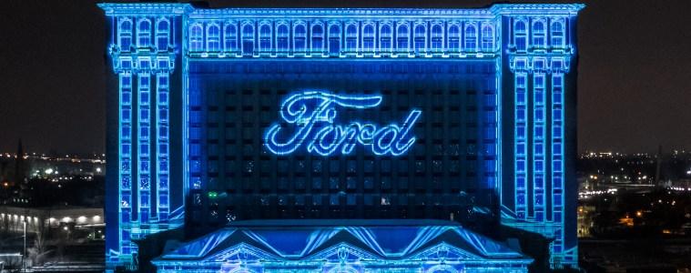 Ford Winter Festival