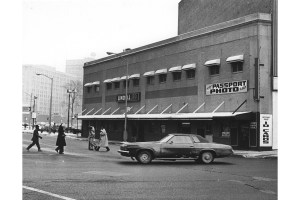 Lindell AC Exterior. Photo courtesy of the Detroit Historical Museum