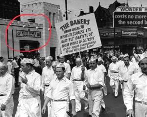 Labor Day Detroit, 1938