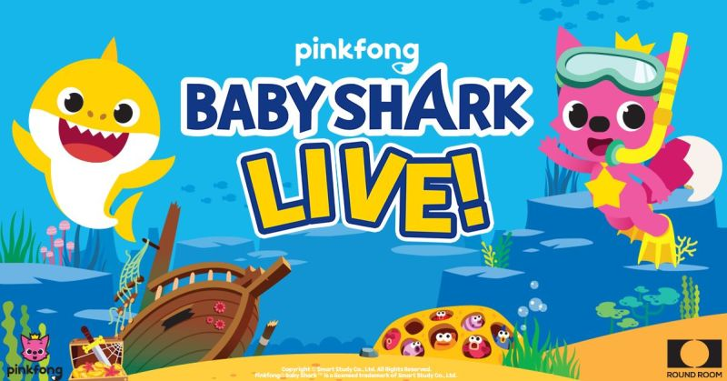 BABY SHARK LIVE SHOWS