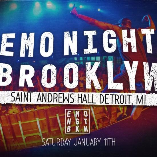EMO NIGHT BROOKLYN CONCERTS