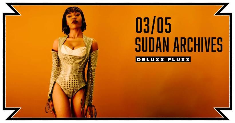SUDAN ARCHIVES CONCERT