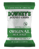 DOWNEY'S ORIGINAL POTATO CHIPS