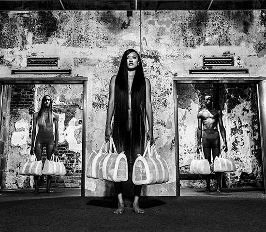 Excess Baggage PHOTOGRAPHS © 2020 LISA SPINDLER; EXCESS BAGGAGE EXHIBIT