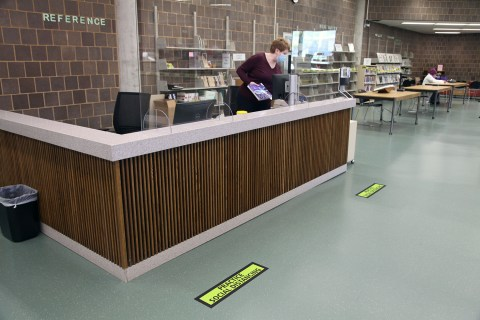 Detroit Public Libraries Reopen to Serve Community 1