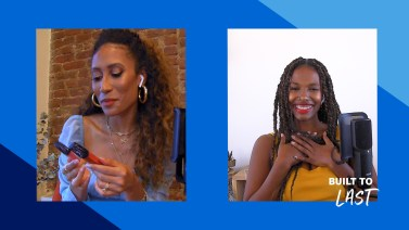 ELAINE WELTEROTH AND MELISSA BUTLER OF THE LIP BAR