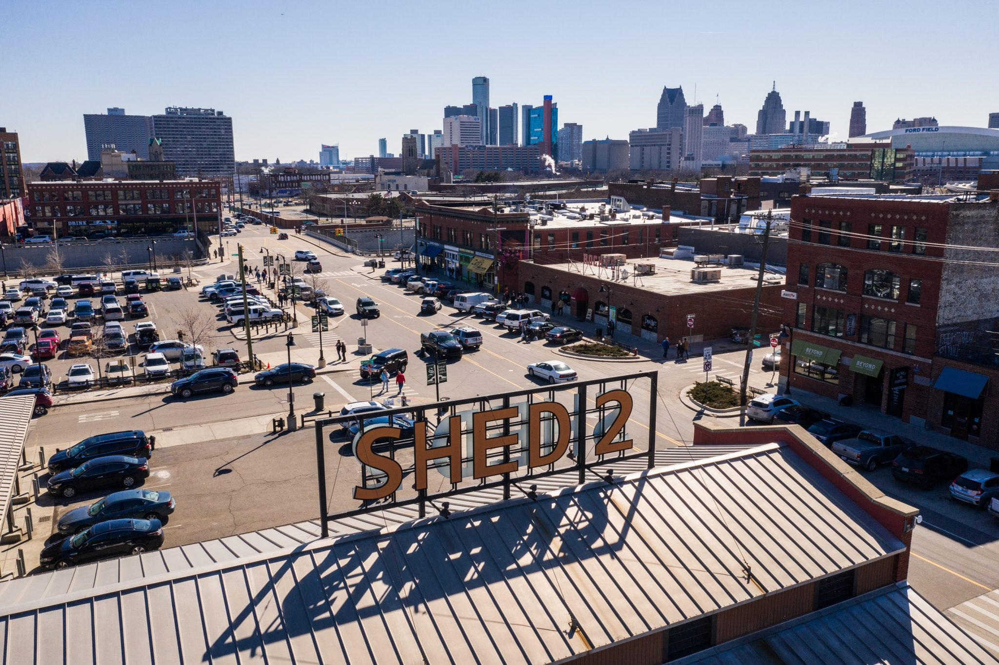 transportation // DETROIT'S EASTERN MARKET WILL BE THE LOCATION OF E.W. GROBBEL SONS, INC.'S NEW AND EXPANDED PRODUCTION FACILITIES. PHOTO KATAI