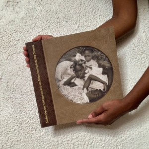 DOUBLE EXPOSURE AFRICAN AMERICANS BEFORE AND BEHIND THE CAMERA. PHOTO BLACK ARTS LIBRARY