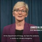 JENNIFER M. GRANHOLM, SECRETARY OF THE U.S. DEPARTMENT OF ENERGY.