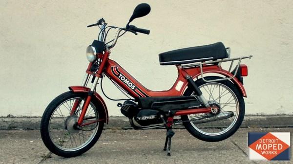 1991 Tomos A3