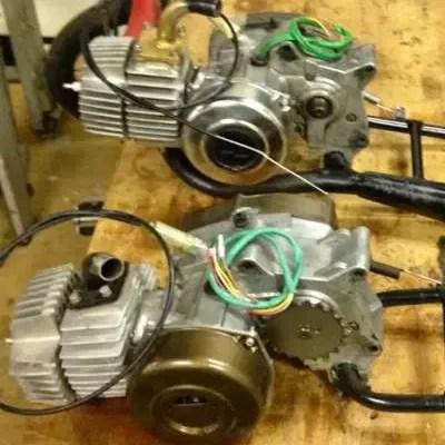 Motor Rebuild Services