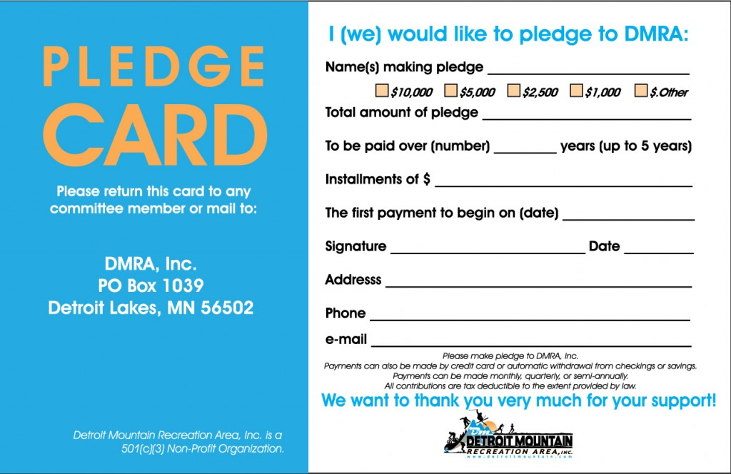 sample stewardship pledge cards. Black Bedroom Furniture Sets. Home Design Ideas