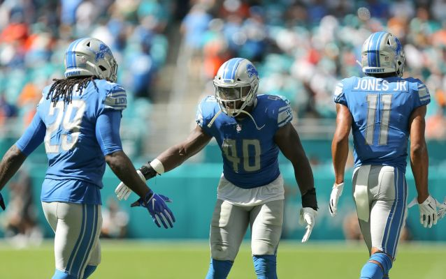 Notes: A glimpse of what the 2020 Lions may look like