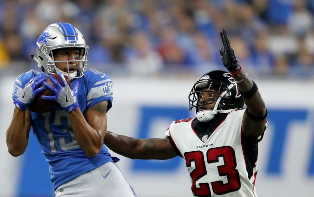 'Swiss-Army knife' TJ Jones expected to take on bigger role in the Lions offense