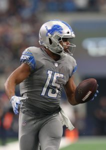 Lions Nearly Extended Golden Tate Before Trading Him