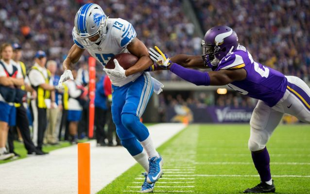 First Byte: How can the Lions upset the Vikings this week?