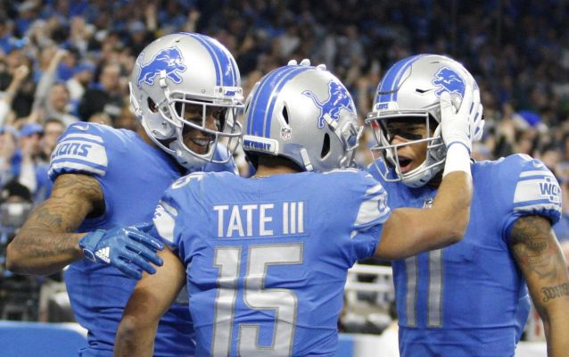 The Cheat Sheet: Why the Lions thought Golden Tate was expendable