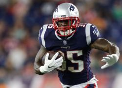 Report: Detroit Lions work out RB Mike Gillislee