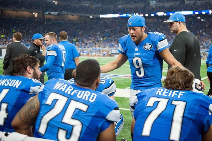 new styles 2ea78 64f90 REPORT: Detroit Lions could be close to reaching deal with ...