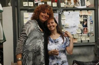 Pierette Simpson e Giovanna Grillo