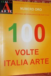 Copertina Italia Arte n°100 Oro