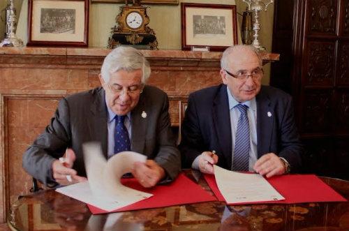 ucv-firma-convenios-de-intercambio-academico-con-universidades-espanolas