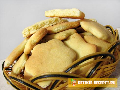 Вкусное песочное печенье: рецепт с фото   ДЕТСКИЕ РЕЦЕПТЫ ...