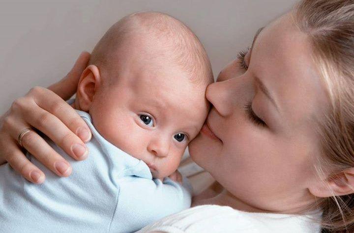 малыш 3 месяца общение
