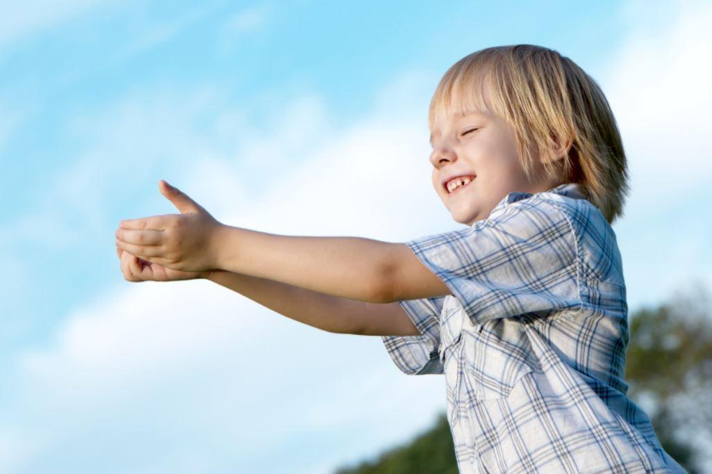 развитие руки у ребенка