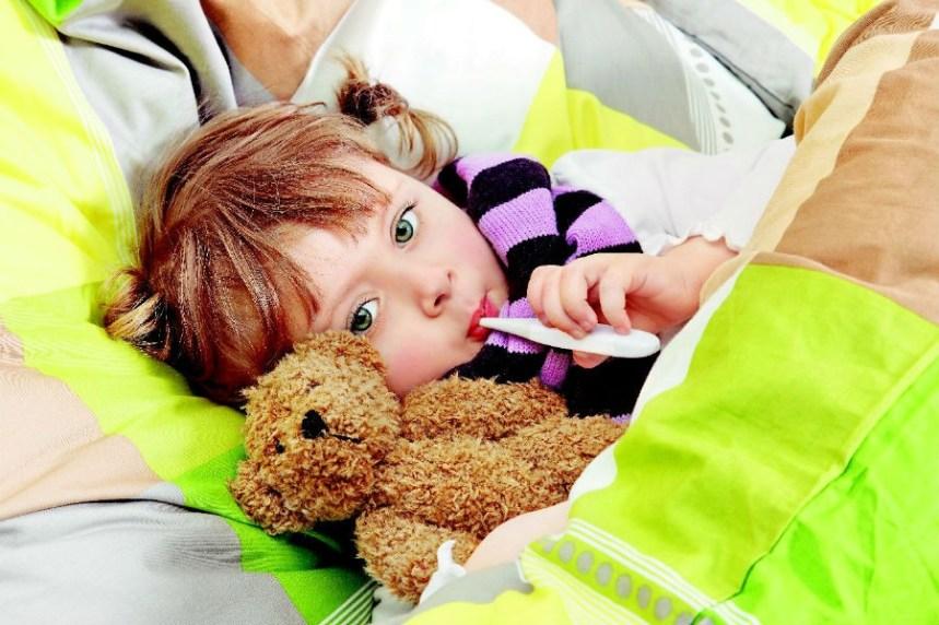 Парагрипп у детей: причины, симптомы, лечение