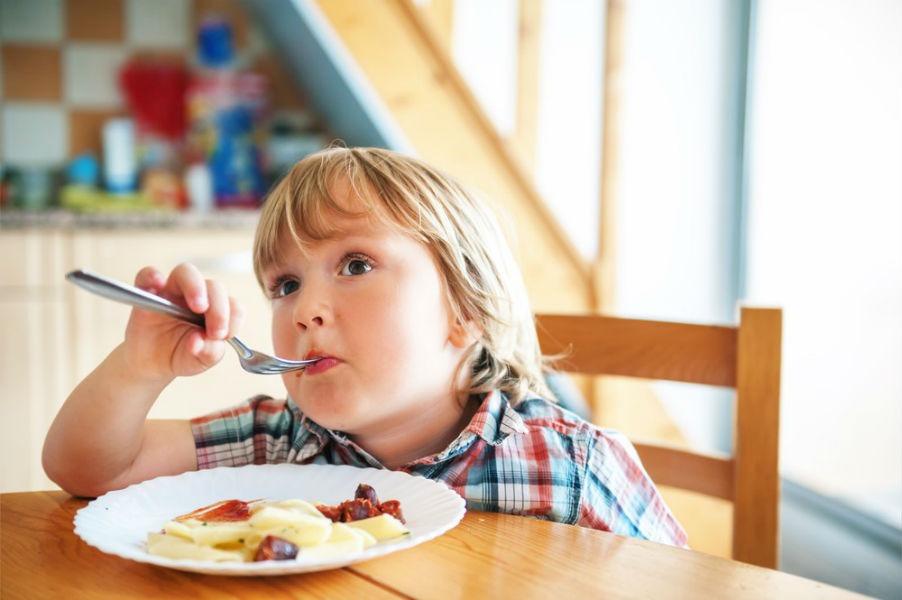 Железо в рационе питания ребенка