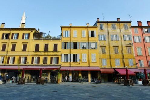 Piazza XX Settembre, Modena