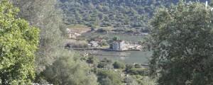 Aperlae, Tyrkia, Lykiske vei, Lycian Way, Turkey