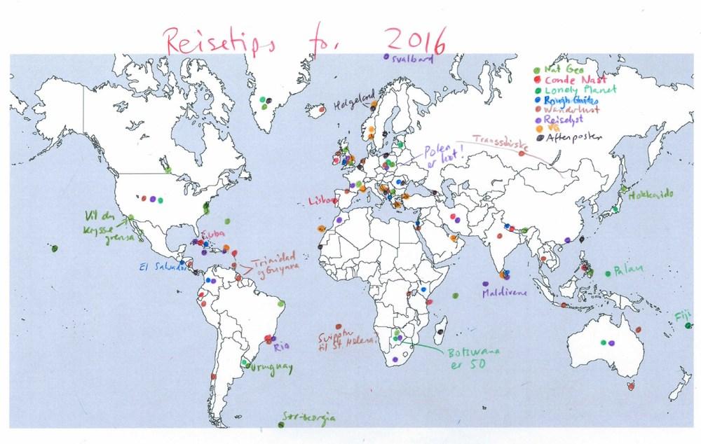 verdenskart med tips