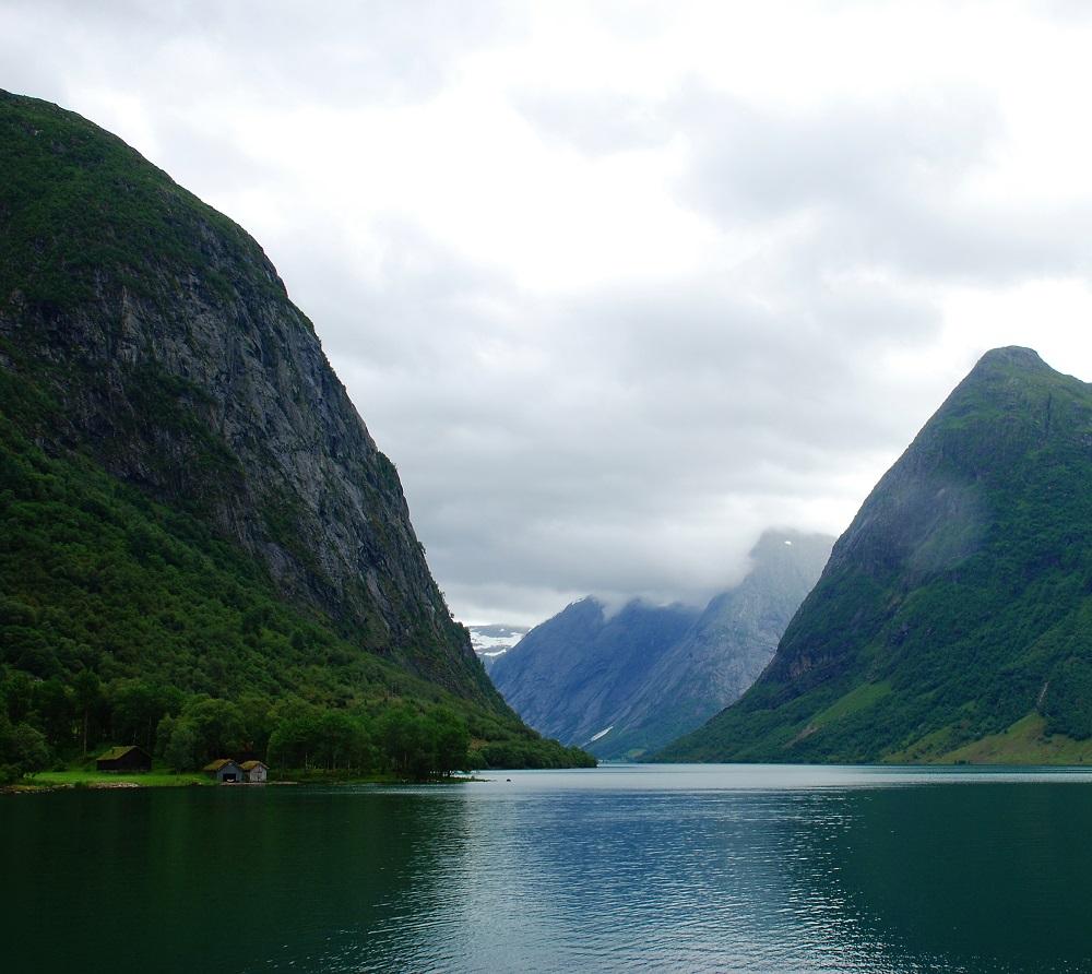 Jølstravatnet, Jølster, Vestlandet, Norge