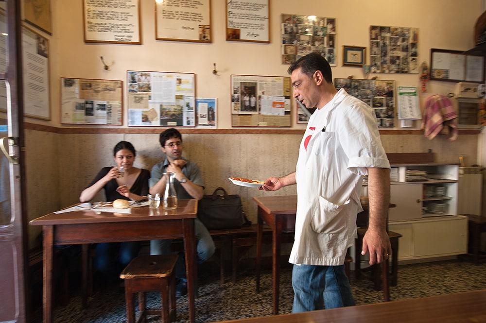 Er Buchetto i Roma