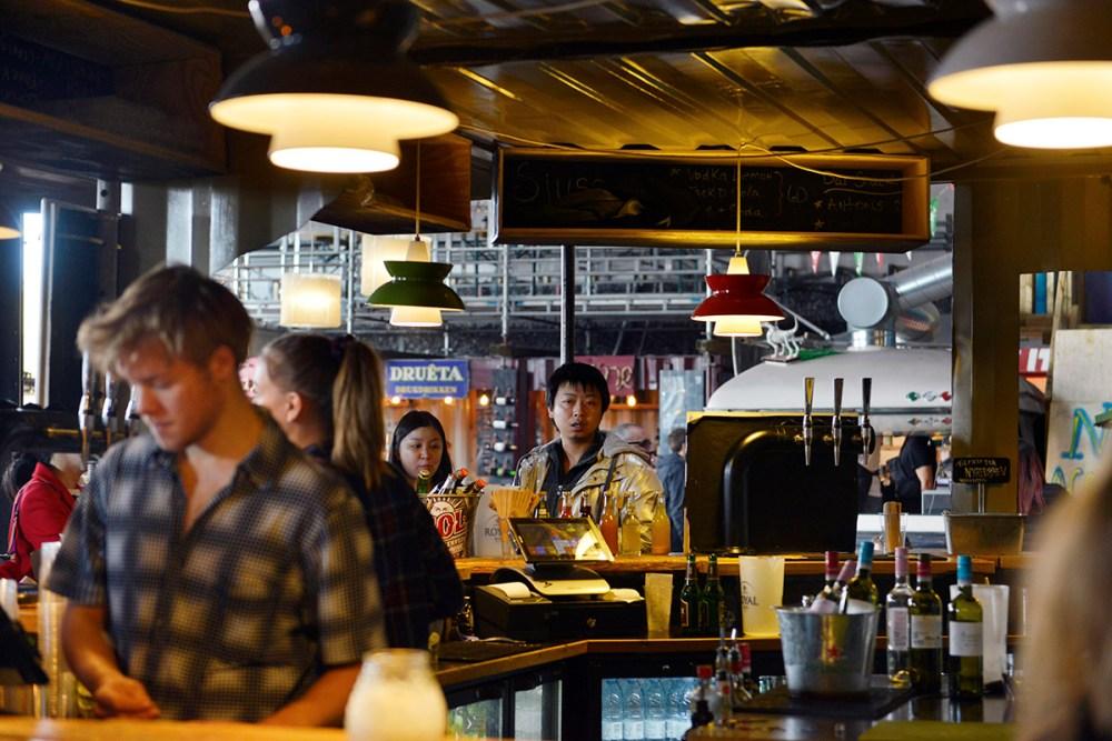 Copenhagen Street Food, Papirøen, København