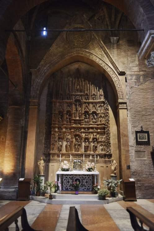 Katedral i Modena, Italia