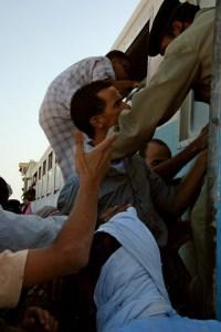 SNIM, tog i Mauritania, Nouadhibou-Choum