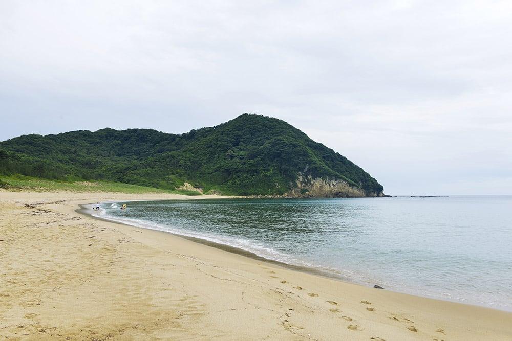 Kotohikihama, strand i japan, strandferie