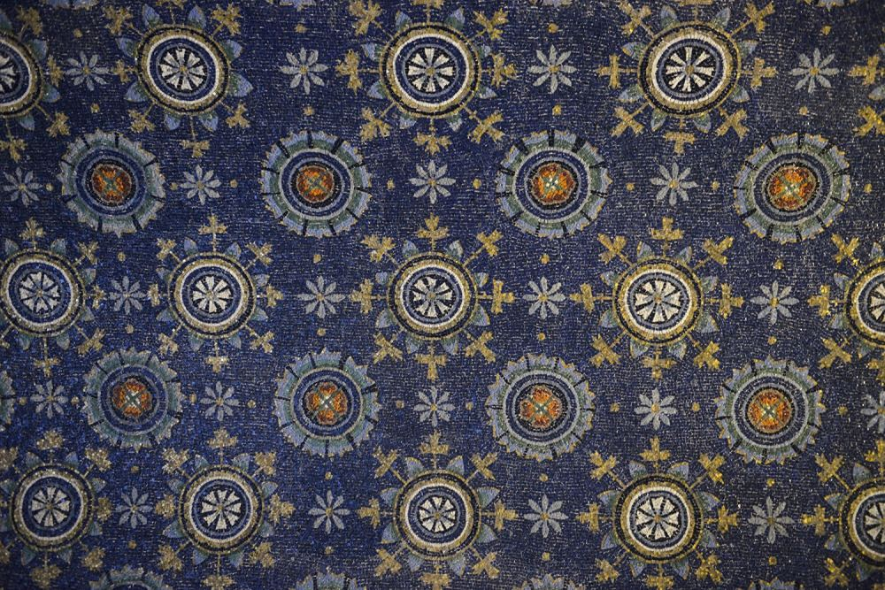 Mausoleo di Galla Placidia, Ravenna, mosaikk, kunst