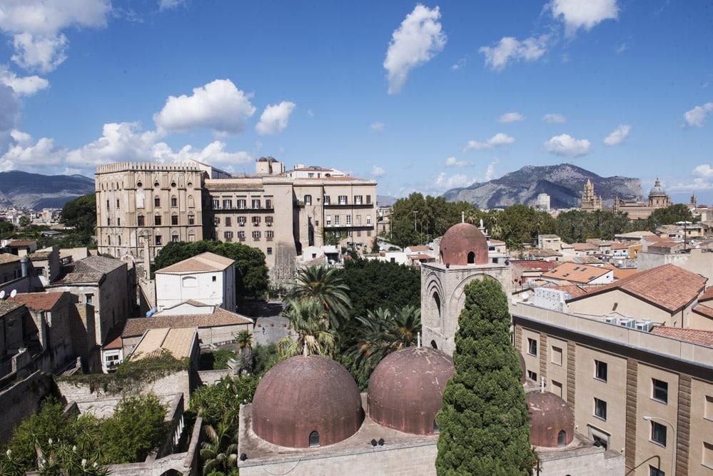 Palermo, Castello dei Normanni, San Giovanni degli Eremiti