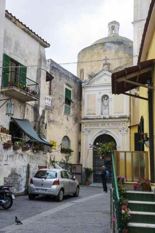 Abbazia San Michele Arcangelo Procida