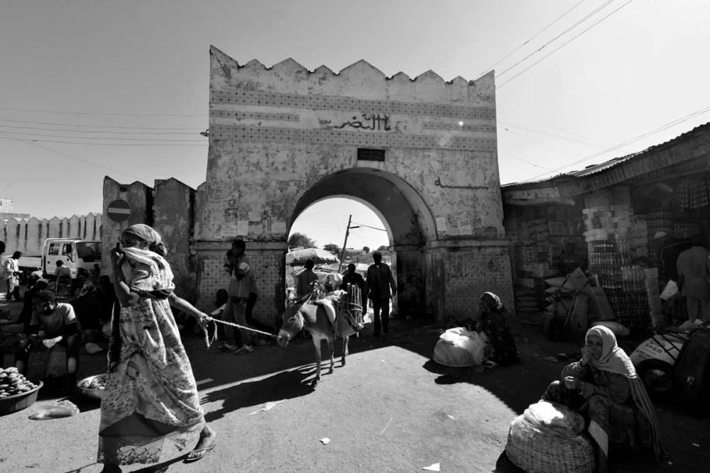 Harar Shoa Gate