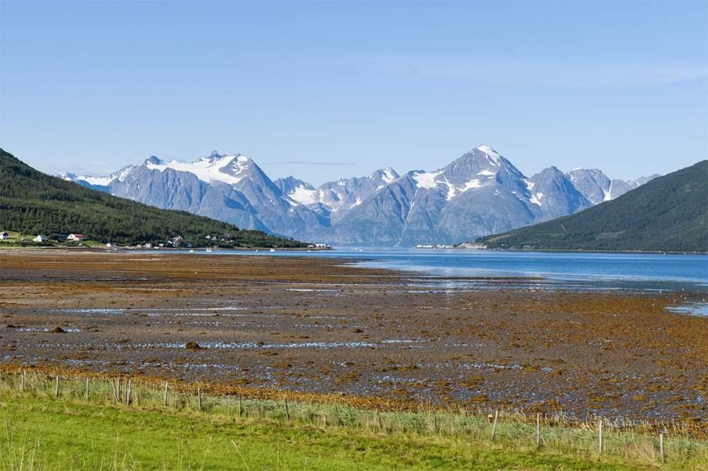 natur og fjell i Nord-Norge