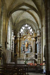 Sankt Ronans kirke i Locronan