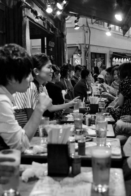 uterestaurant i Tokyo